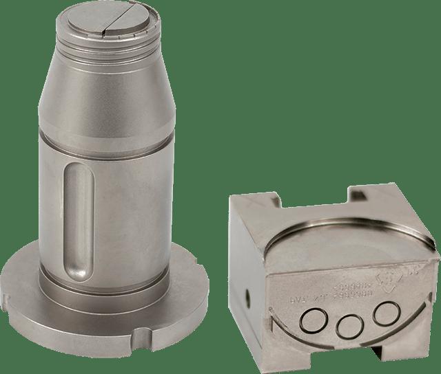 Nickel Boron Nitride Coated Parts