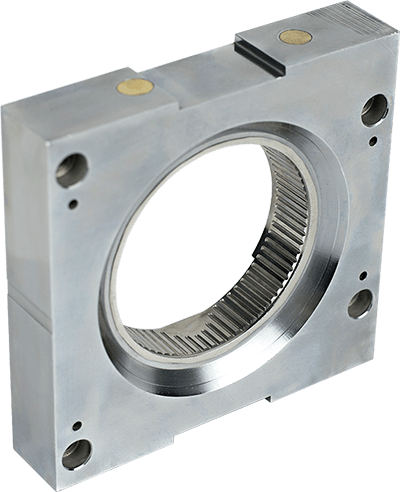 nickel coated parts