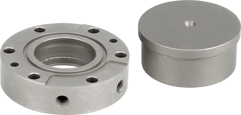 satin nickel coated parts