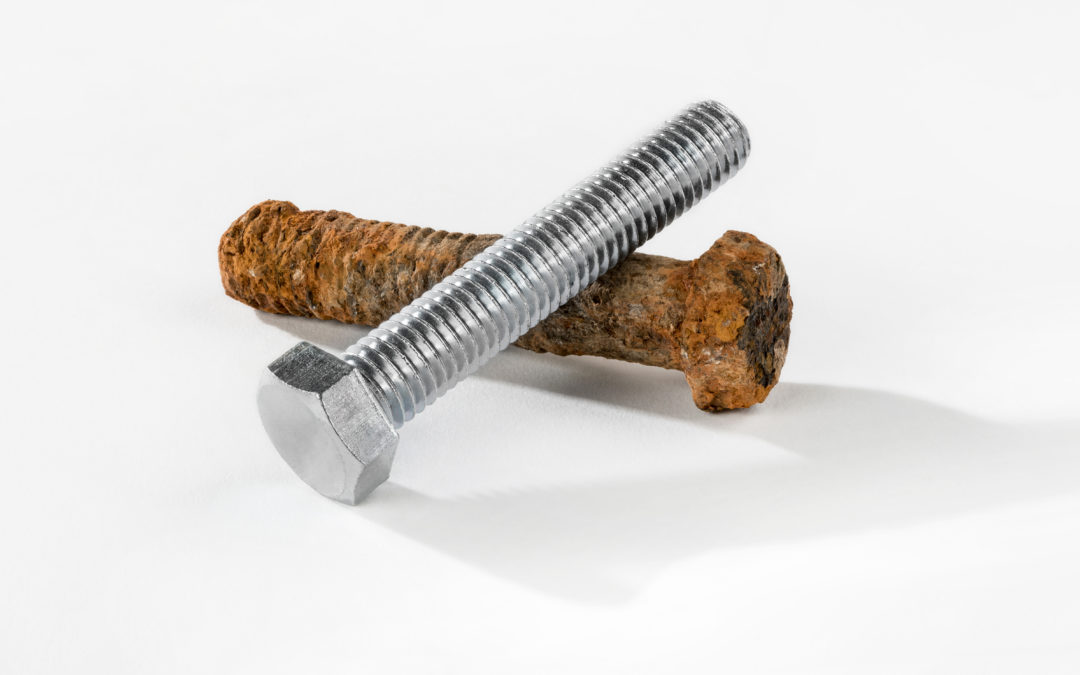 Fastener Coatings to Prevent Thread Corrosion in Fasteners & Rust-Prone Applications